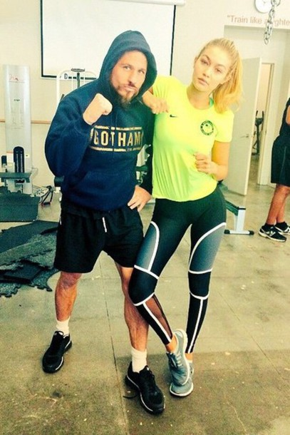 leggings sportswear gigi hadid Gigi Hadid Leggings