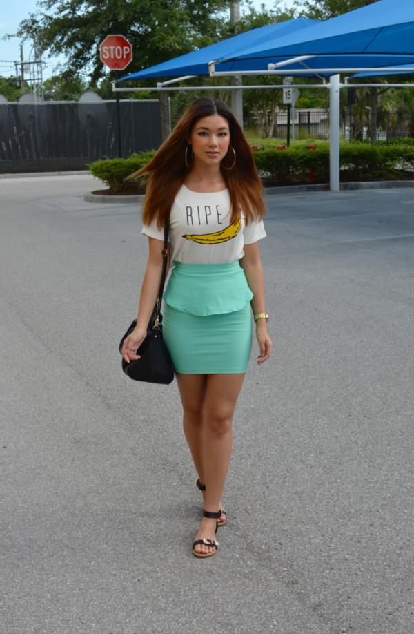 raspberry jam shirt skirt shoes jewels bag 6ks