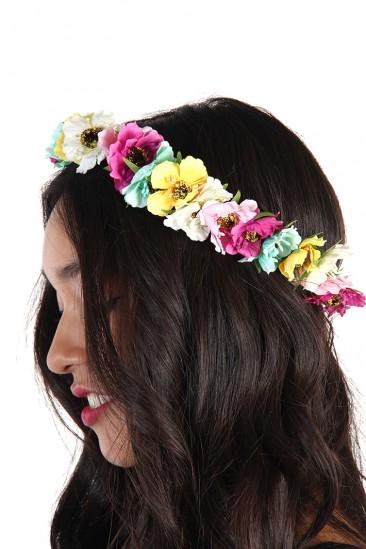 LoveMelrose.com From Harry & Molly   crown Headband