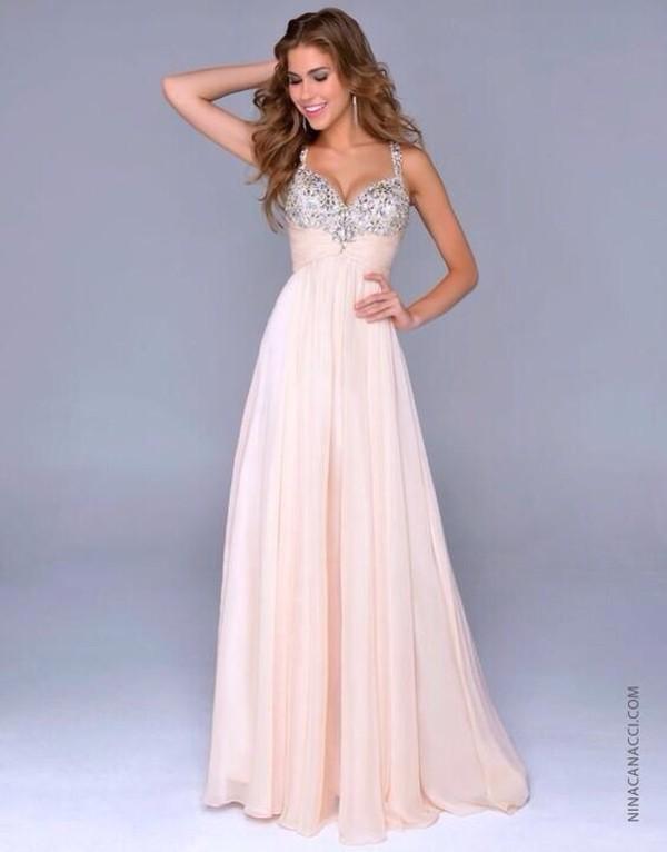 dress pink dress prom dress long prom dress sequin dress long prom dress cream dress sparkle