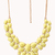 Femme Cluster Faux Stone Necklace | FOREVER21 - 1000089693