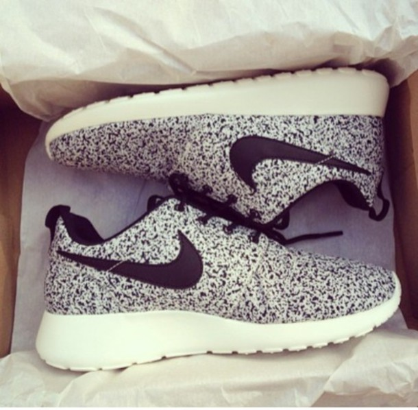 shoes nike roshe run nike running shoes sportswear sports shoes trainers fitness dress