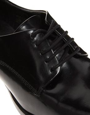 ASOS | ASOS MOODY BLUES Leather Brogues at ASOS