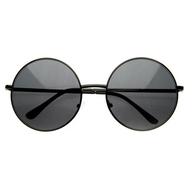 sunglasses vintage round vogue