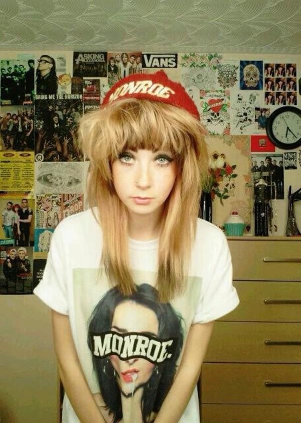 shirt hat