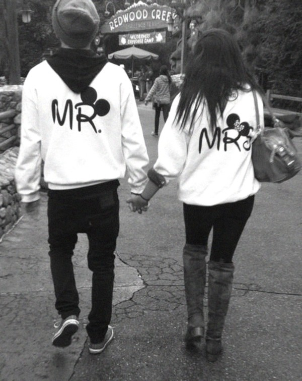 sweater mr. mrs. minnie mouse jacket mickie mouse jacket disney white black logo jacket blouse mrs mr mickey mouse hoodie sweatshirt hipster couple shirt cute matching couples couplesjacket minnie and mickey disney sweater couple couple sweaters minnie mouse mickey mouse sweater love mr and mrs cute sweaters minnie mouse matching couples tumblr dsney jumped