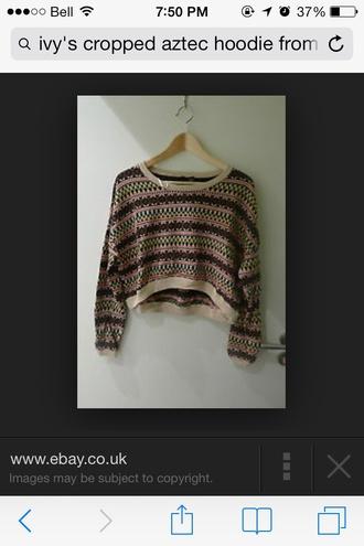 sweater gillian zinser hippie summer