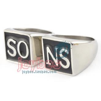 jewels sons of anarchy ring size6