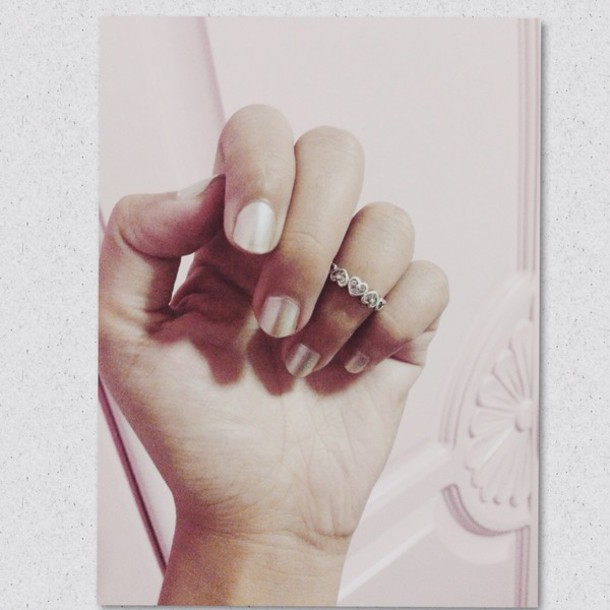 nail accessories nail polish knuckle ring