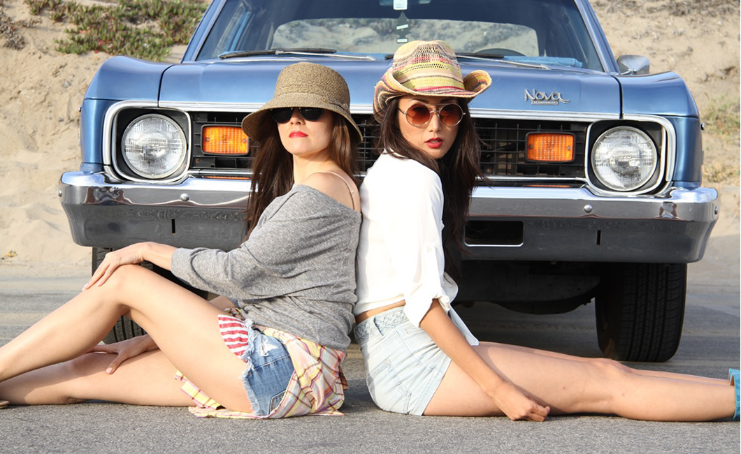 Boardwalk Style - A new brand of straw hats, beach bags, and more.