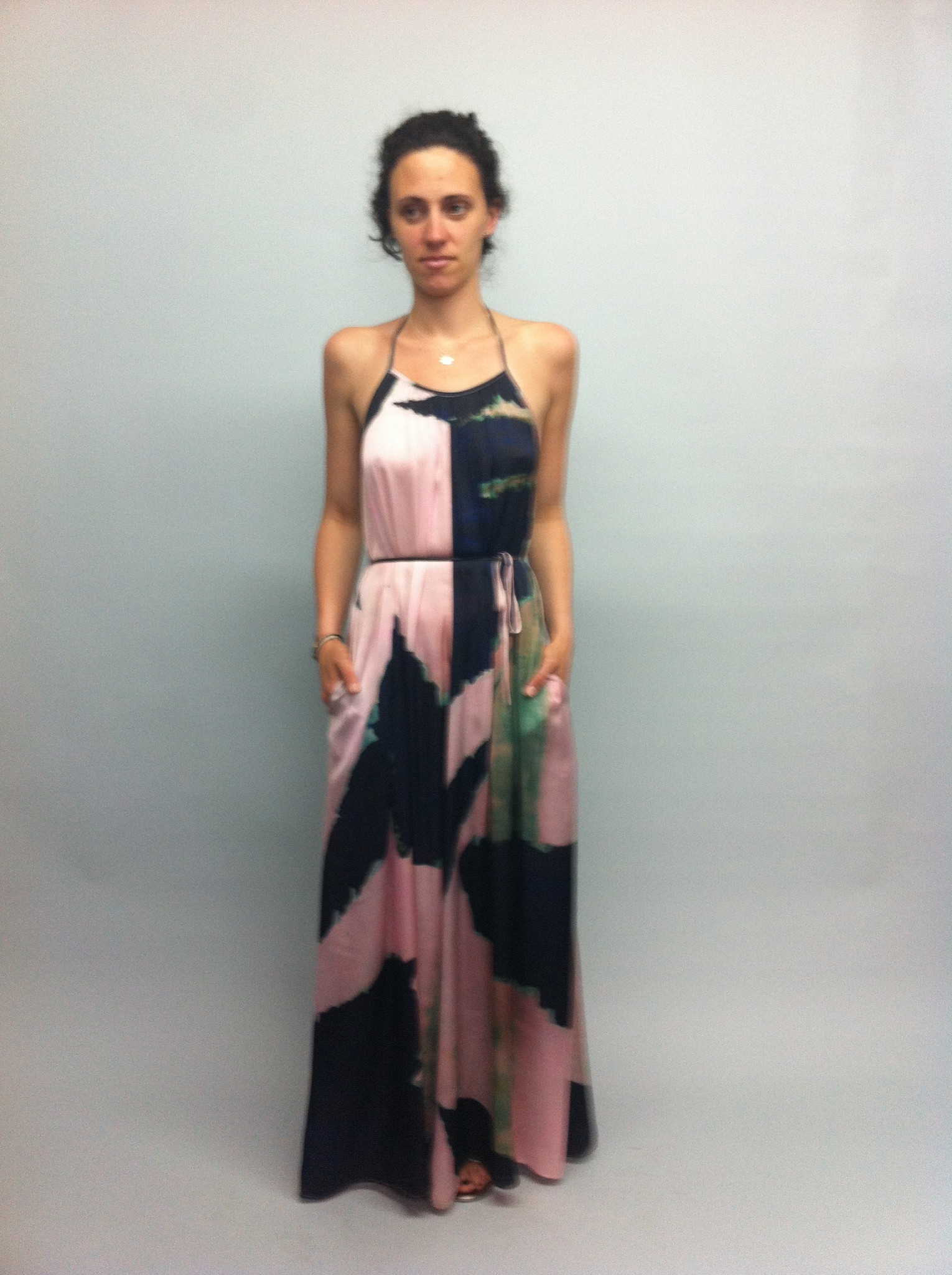 BrookeColeman Origami Maxi Dress – Brooke Coleman