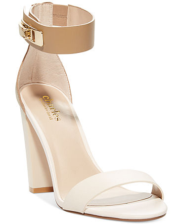 Charles by Charles David Jana Ankle Strap Sandals - Shoes - Macy's