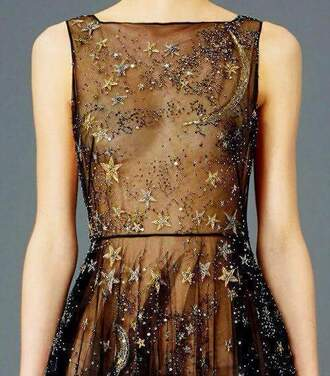 dress cosmic stars