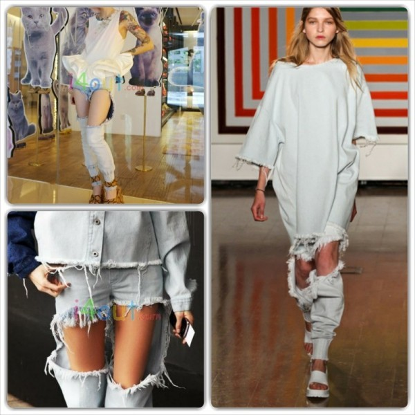 jeans i4out fashion jeans swag ripped jeans look lookbook clothes clothes celebrity