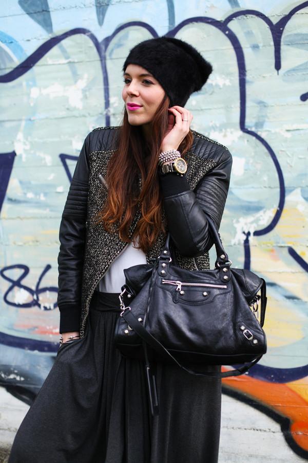 irene's closet skirt jacket shoes bag hat