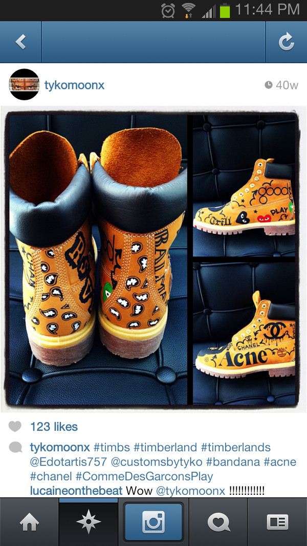 shoes timberlands boots drawings