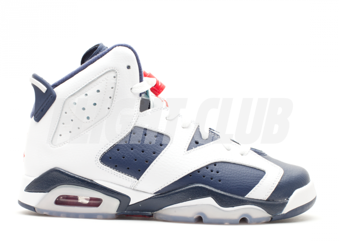 "air jordan 6 retro (gs) ""olympic 2012 release"" - Air Jordan 6 - Air Jordans  
