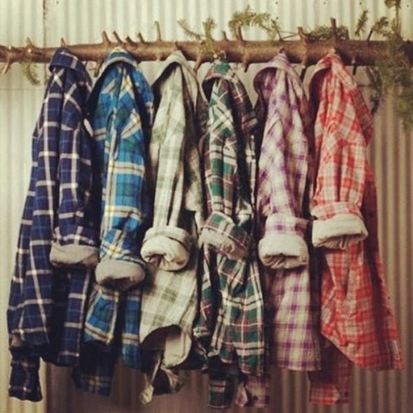 jacket flannel shirt red flannel shirt cute shirt plaid shirt blouse shorts pattern square checkered grunge