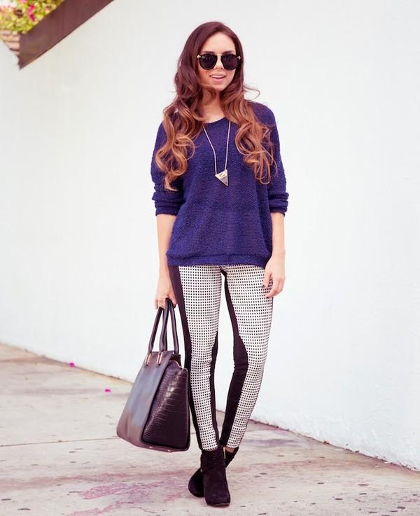 nany's klozet pants sweater jewels shoes bag sunglasses