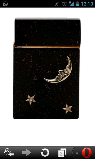 home accessory lighter vintage moon dandy