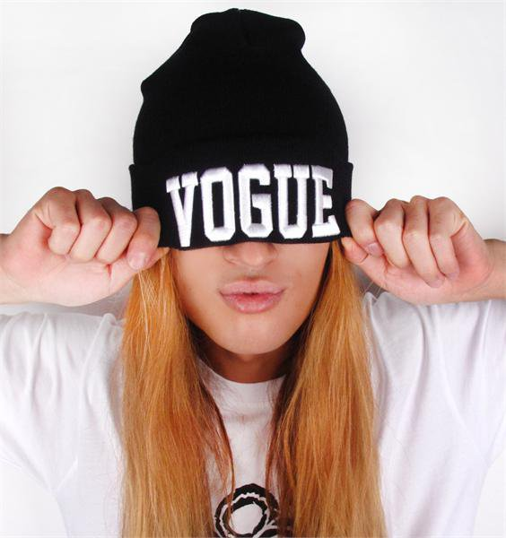 VOGUE BEANIE on Wanelo