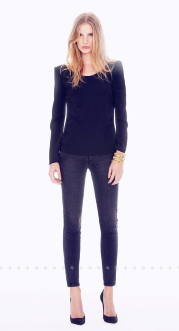 pants ba&sh fashion lookbook
