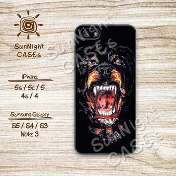 Angry Dog, Animal, iPhone 5 case, iPhone 5C Case, iPhone 5S case, Phone case, iPhone 4 Case, iPhone 4S Case, Phone Skin, dg01 on Wanelo