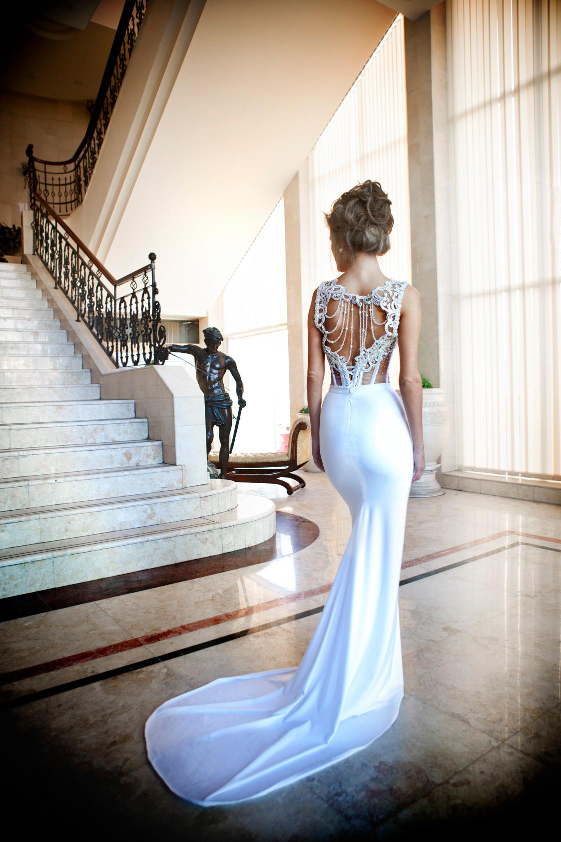 BN Bridal: Liana Haute Couture – 2013/2014 Collection | Omo Dem Say