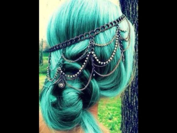 hair accessory metal headband