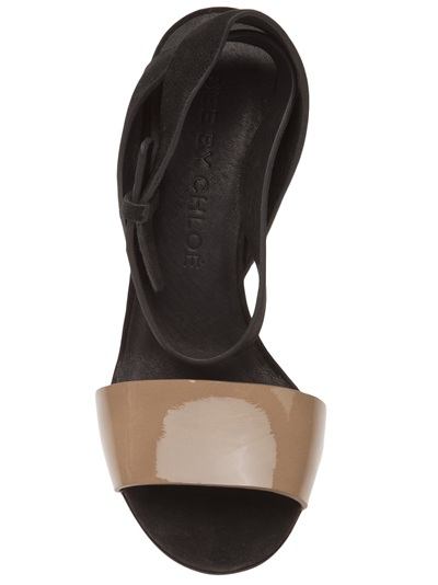 See By Chloé Crisscross Wedge Sandal - Edon Manor - Farfetch.com
