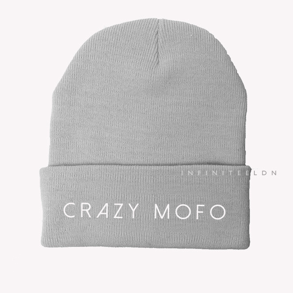 Crazy Mofo beanie – Infinitee