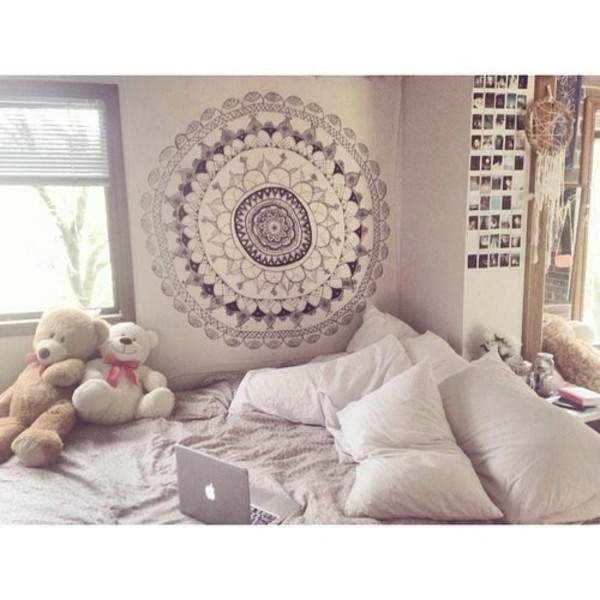 Home Accessory Tapestry Fashion Bedroom Bedding Bohostyle