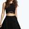 Louise lace skater skirt