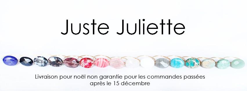 Les bijoux de Juliette