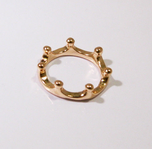 CROWN RING - Rings & Tings | Online fashion store | Shop the latest trends