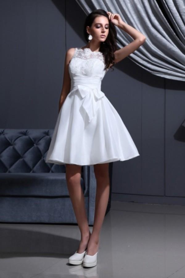 dress persunmall short dress white dress
