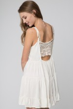 JADA DRESS BRANDY MELVILLE on The Hunt