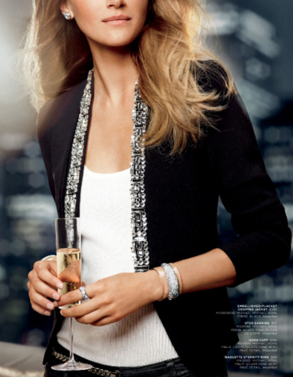 jacket lookbook fashion michael kors jewels