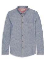 Laundered Oxford Tartan Check Shirt    Shirts   Ben Sherman