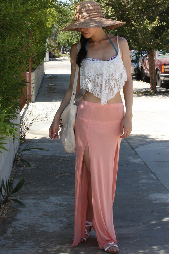 Daisy Lace Crop Top | Obsezz