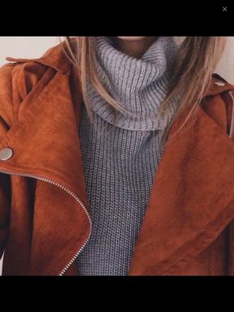 jacket suede suédine daim jackett  coat