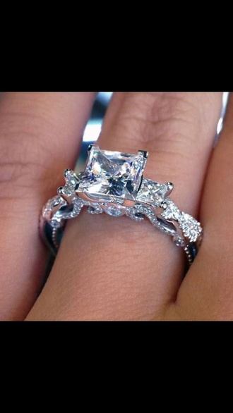 jewels ring jewelry engagement ring