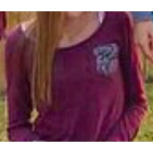 shirt burgundy pocket tee tribal pattern  cute pocket t-shirt