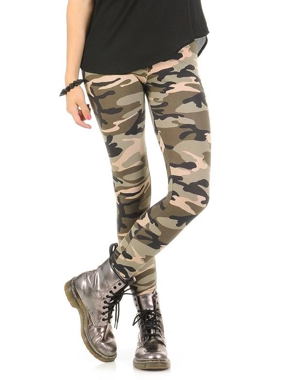 pants camouflage