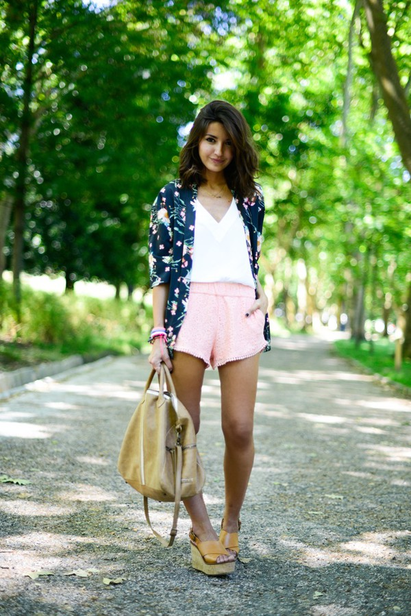 lovely pepa shorts top shoes jewels