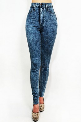 ACID WASH JEANS-DARK DENIM-5