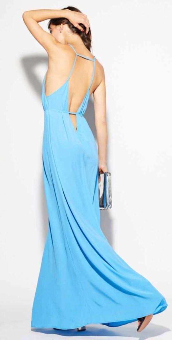 dress clothes low back dress