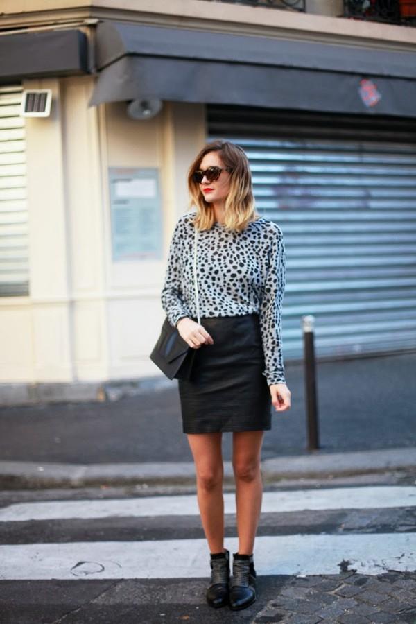 adenorah t-shirt skirt shoes sunglasses bag