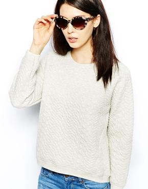Whistles | Whistles Olivia Cat Eye Sunglasses at ASOS