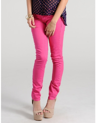 Hot Legs Skinny Jeans  | $16.50 | Cheap Trendy Jeans Chic Discount Fashion for Women | ModDeals.com